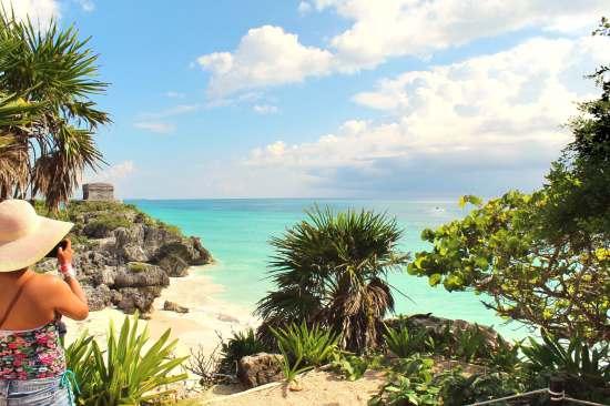 Tulum - Cenote Express from Playa del Carmen