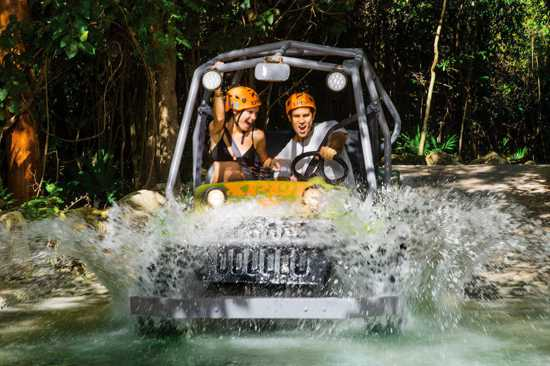 Xplor Adventure All Inclusive from Playa del Carmen