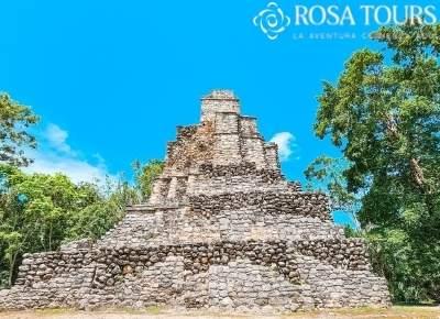 Tulum-Muyil-Cenote y Aldea Maya