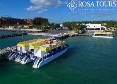 Isla Mujeres y Playa Norte Unlimited