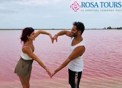 Las Coloradas | Río Lagartos desde Playa del Carmen (Económico)