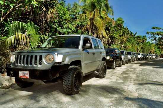 Sian Ka an en Jeep desde Playa del Carmen
