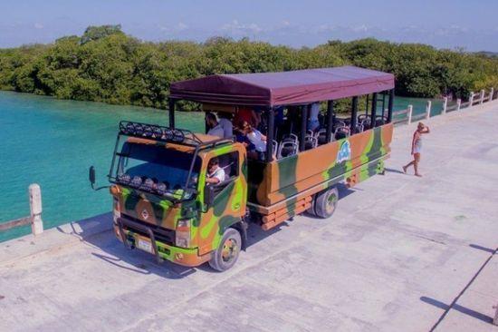 Sian Ka an desde Playa del Carmen - Runners Truck