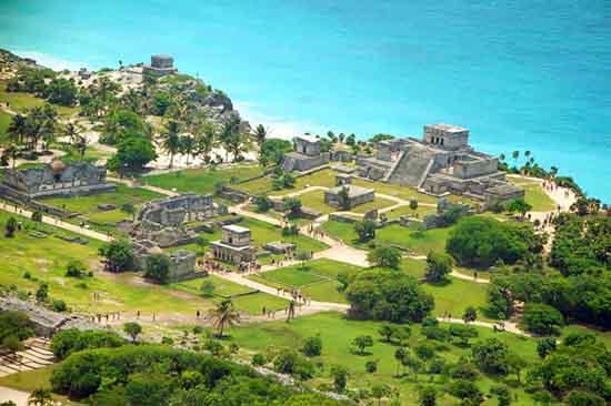 Tulum, Cenote y Playa Paraíso