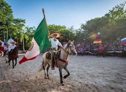 Xcaret promoción Mexicanos