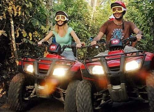 Adrenalina Maya todo el día