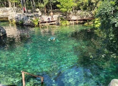 Cenotes Mágicos