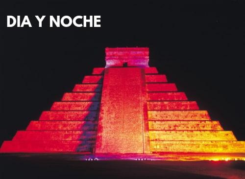 Chichen Itzá show de luz y sonido desde Cancún