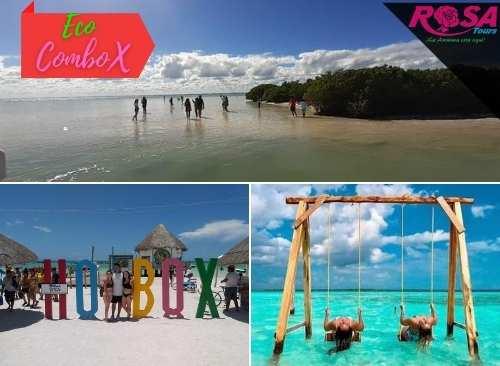 Eco ComboX: Bacalar (Sujuyha) e Isla Holbox | 2 tours 2 días