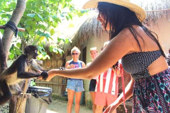 Cobá,Cenote,Aldea Maya y Playa el Secreto