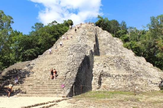 Tulum - Coba - Cenote & Playa del Carmen desde Cancún