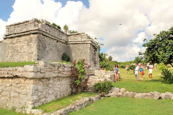 Tulum-Cobá-Cenote desde Playa del Carmen & Riviera Maya