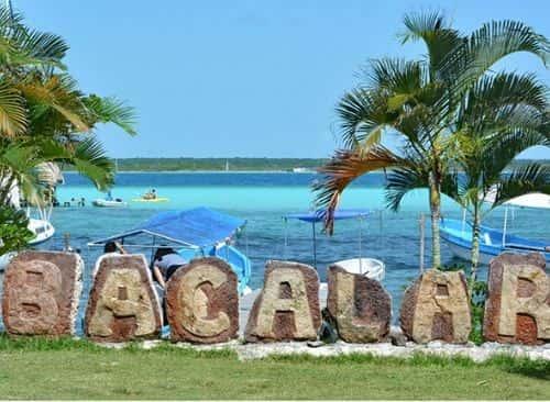 Bacalar económico desde Playa del Carmen