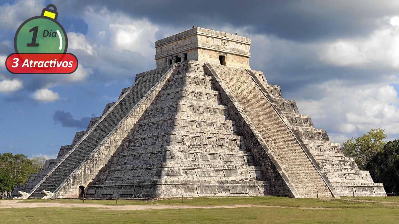 Chichen Itzá Tour Económico desde Cancun