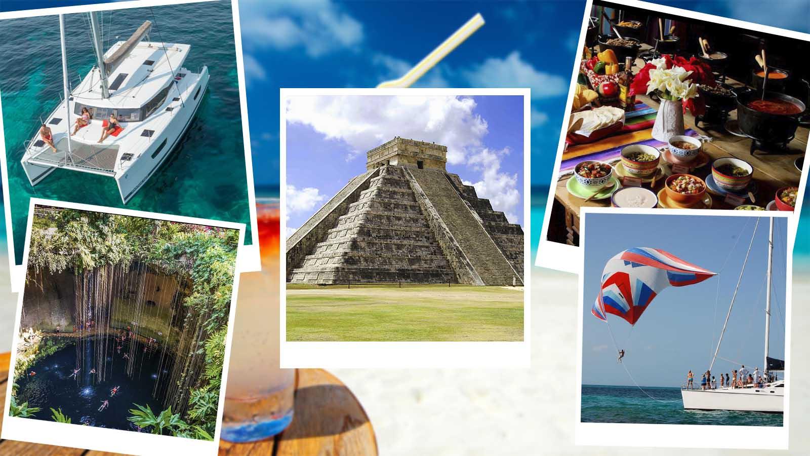 Chichen Itza + Isla Mujeres / 2 dias&IN