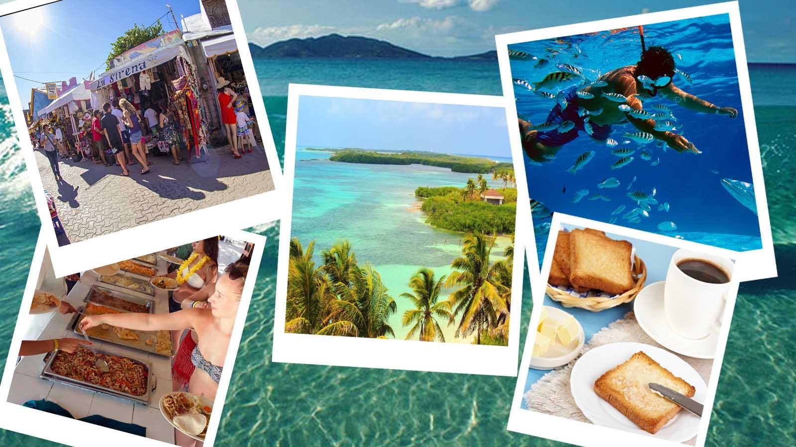 Tour Isla Contoy económico desde Cancún