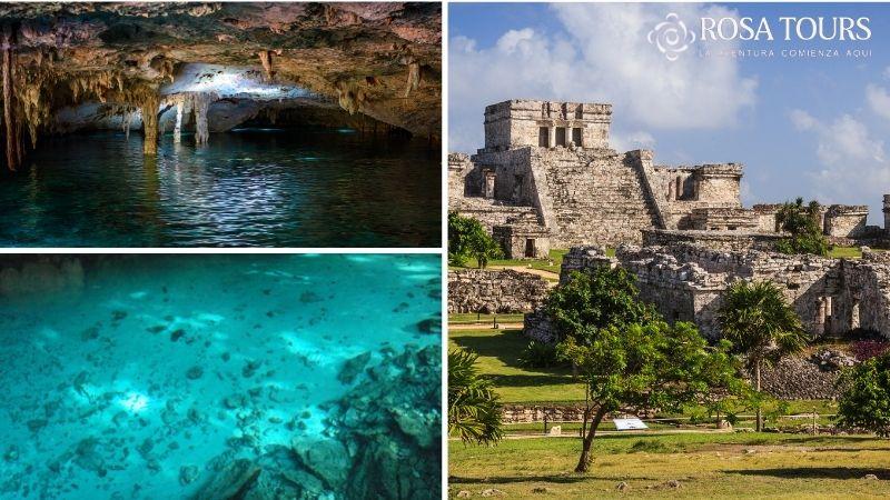 Tour Cenote Dos Ojos | Grand Cenote | Tulum