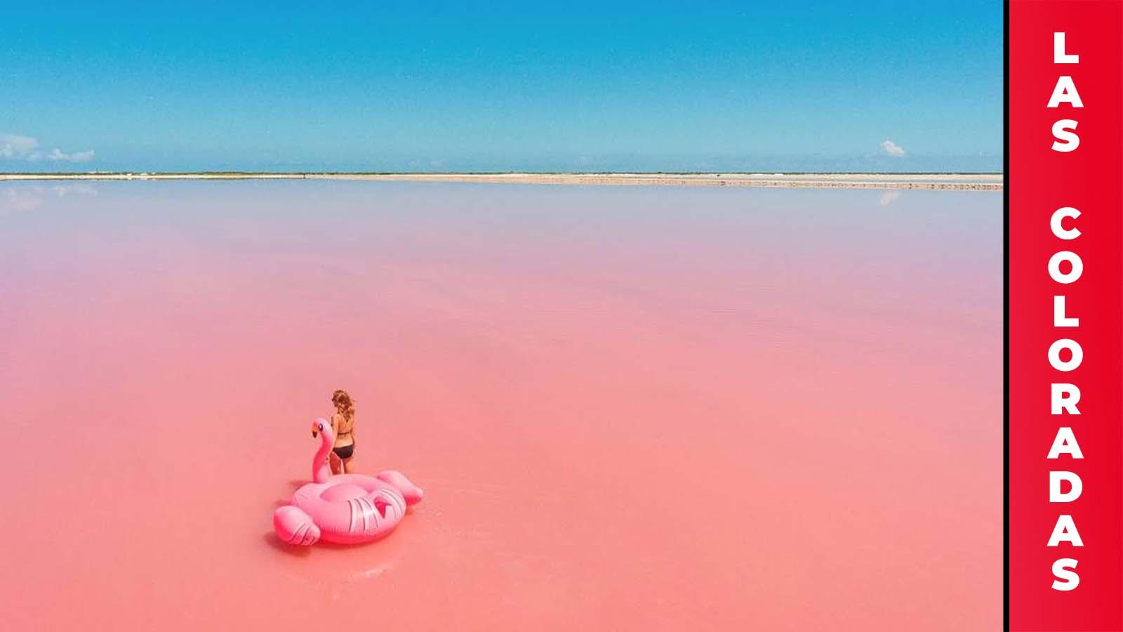 Las Coloradas desde Cancún