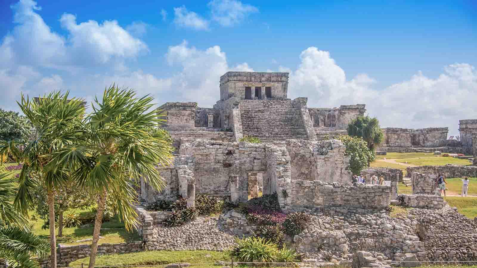 Tulum Cobá y Cenote desde Playa del Carmen