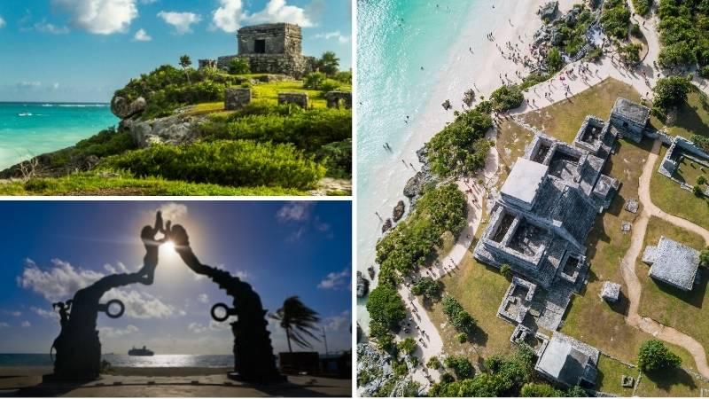 Tour Tulum -Cenote y City Tour en Playa del Carmen desde Cancún