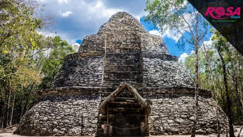 Tour Tulum Cobá y Cenote desde Playa del Carmen