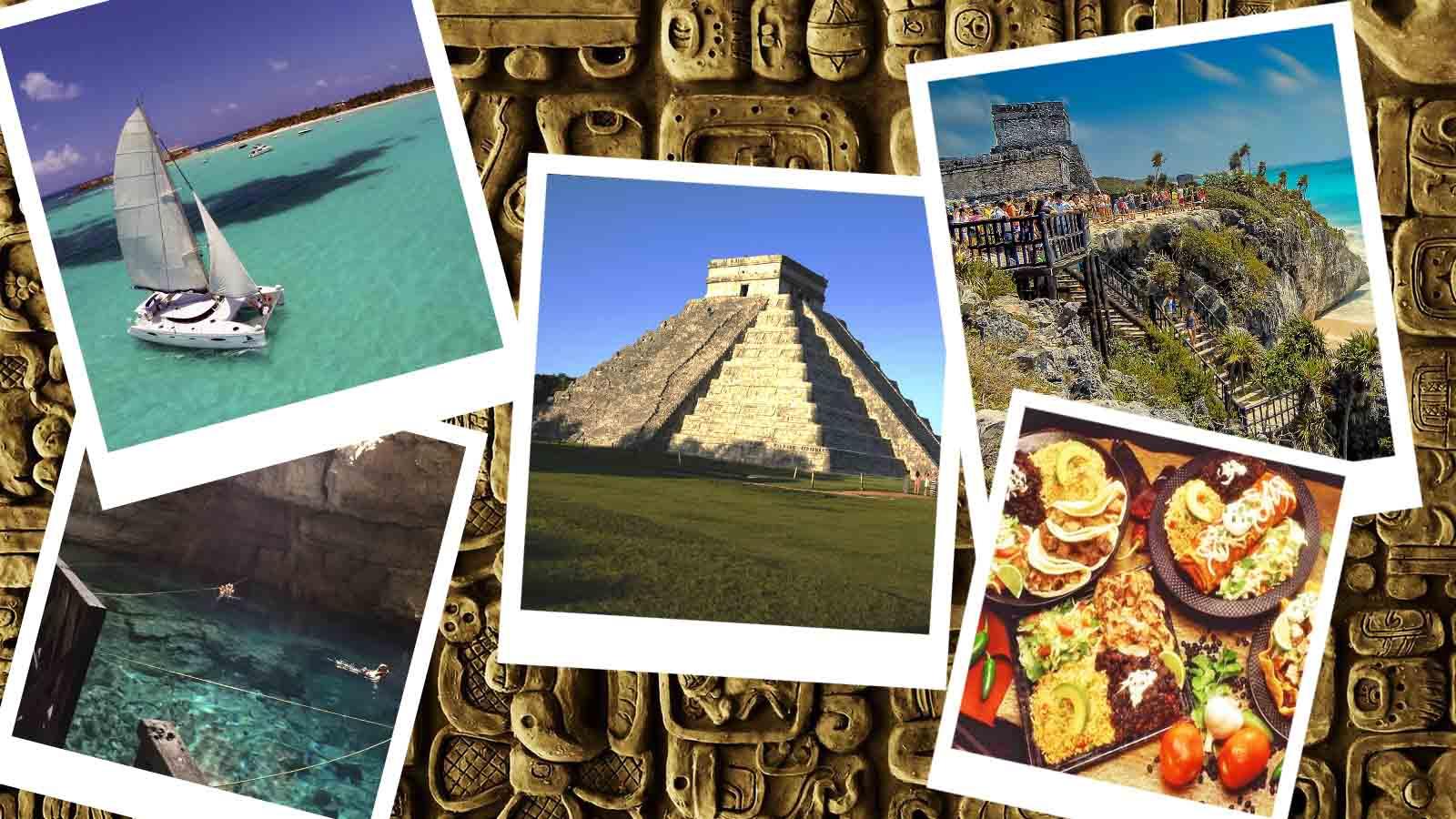 Chichen Itza + Tulum + Playa del Carmen e Isla Mujeres Plus