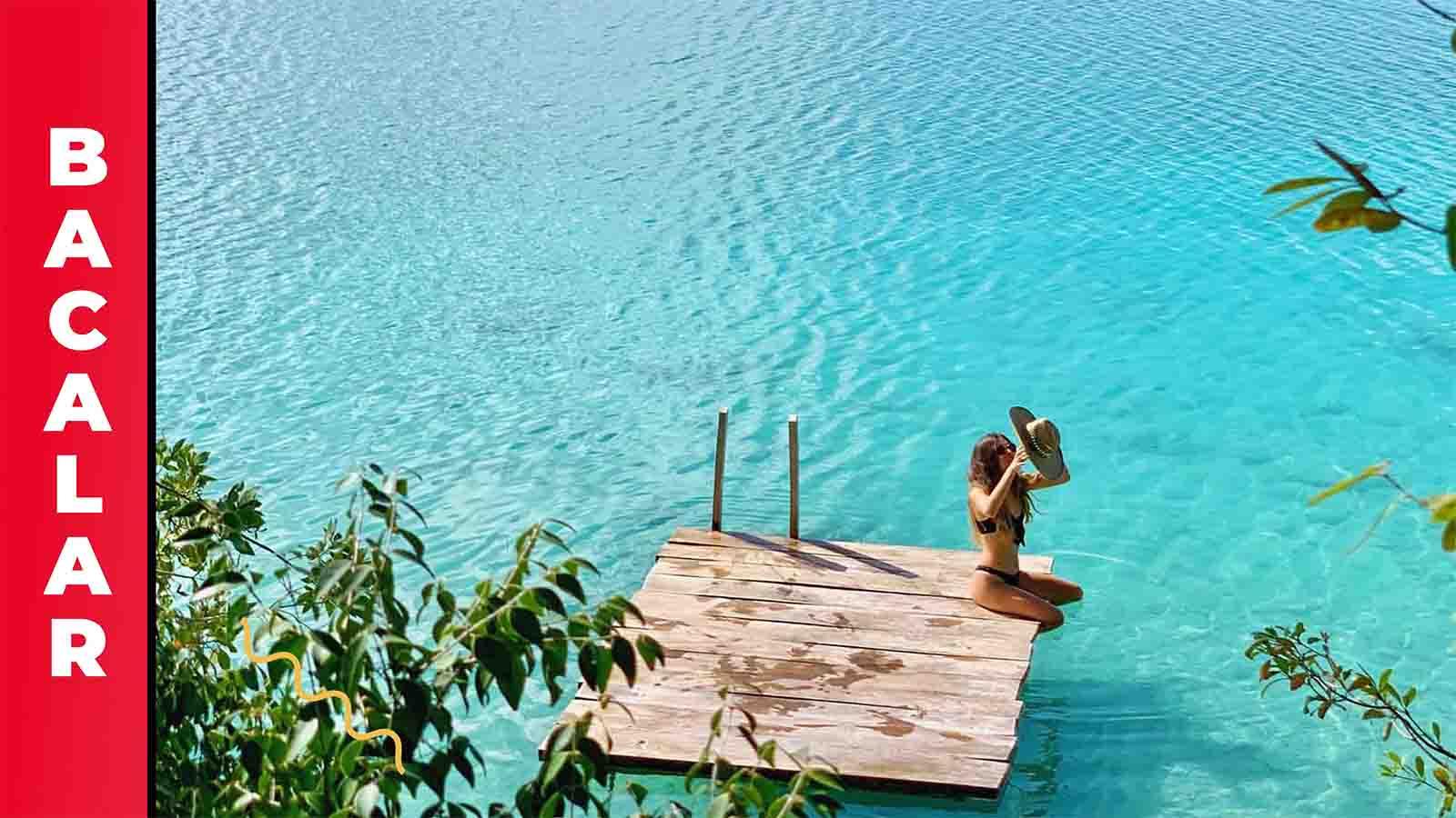 Bacalar Laguna de los 7 colores&IN