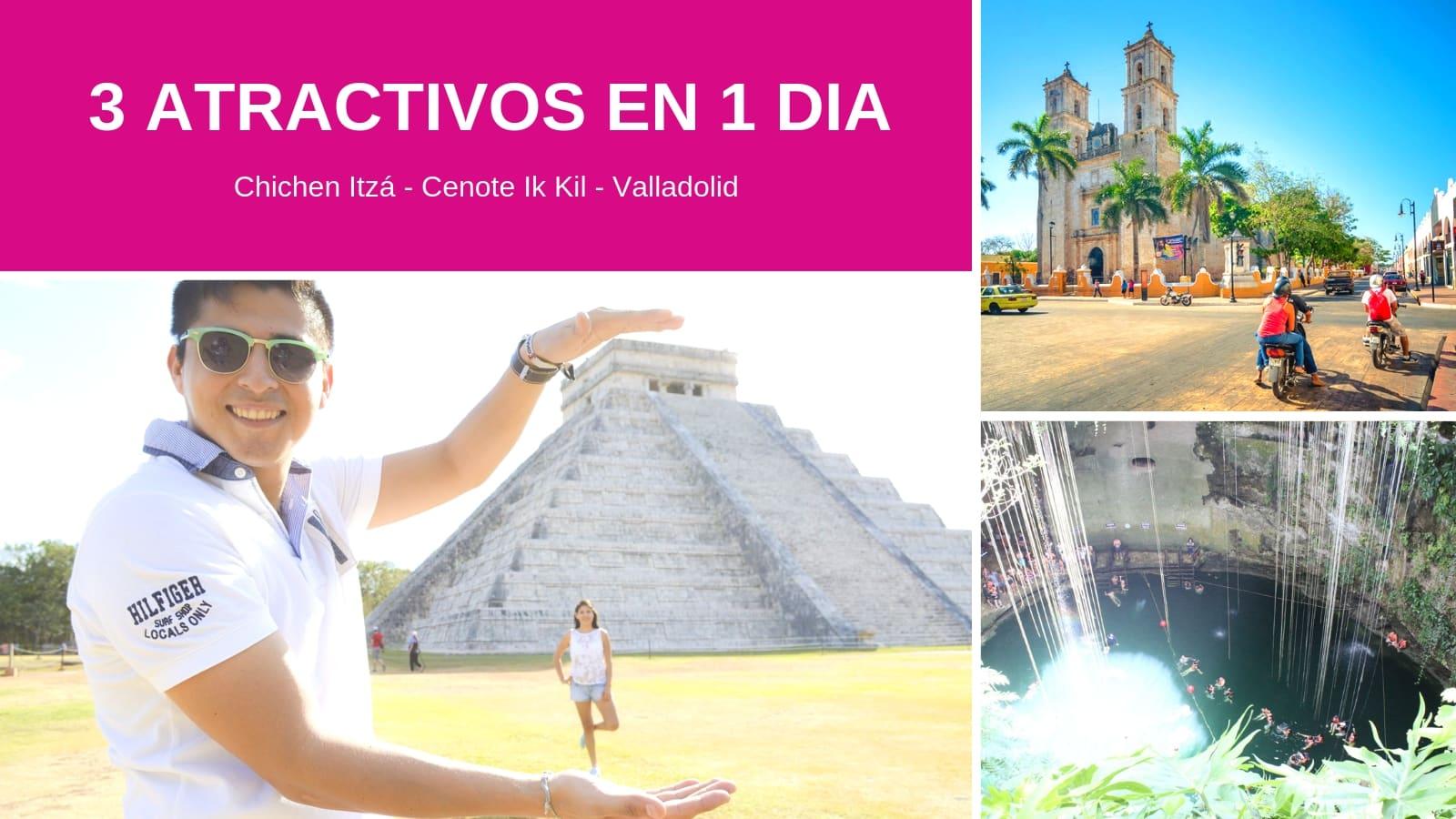 Chichen Itzá económico desde Playa del Carmen