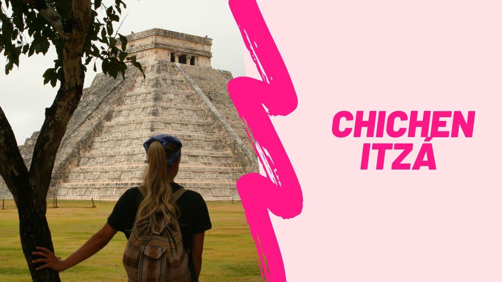 Chichen Itzá desde Playa del Carmen con cenote Ik Kil&IN