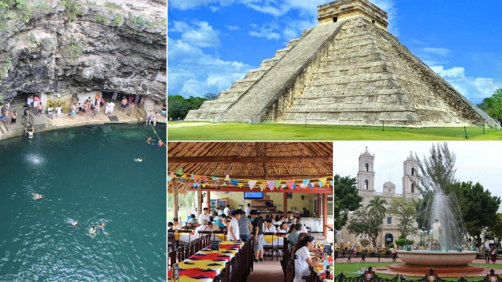 Tour Chichen Itzá Económico desde Cancún, traslado e impuesto incluido