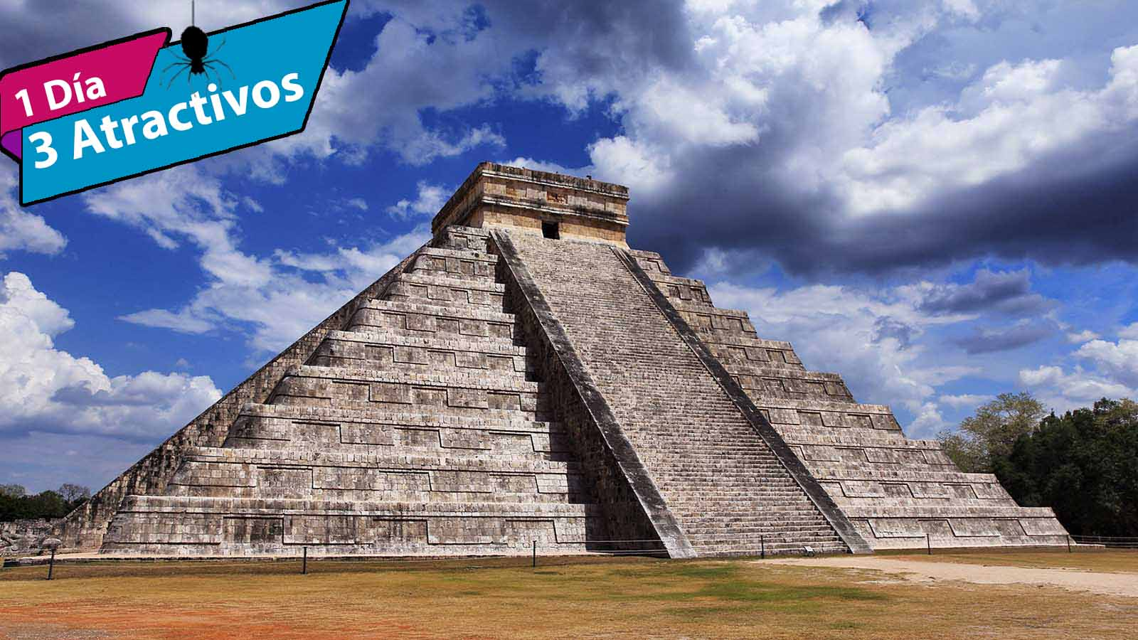 Chichen Itzá Económico desde Cancun