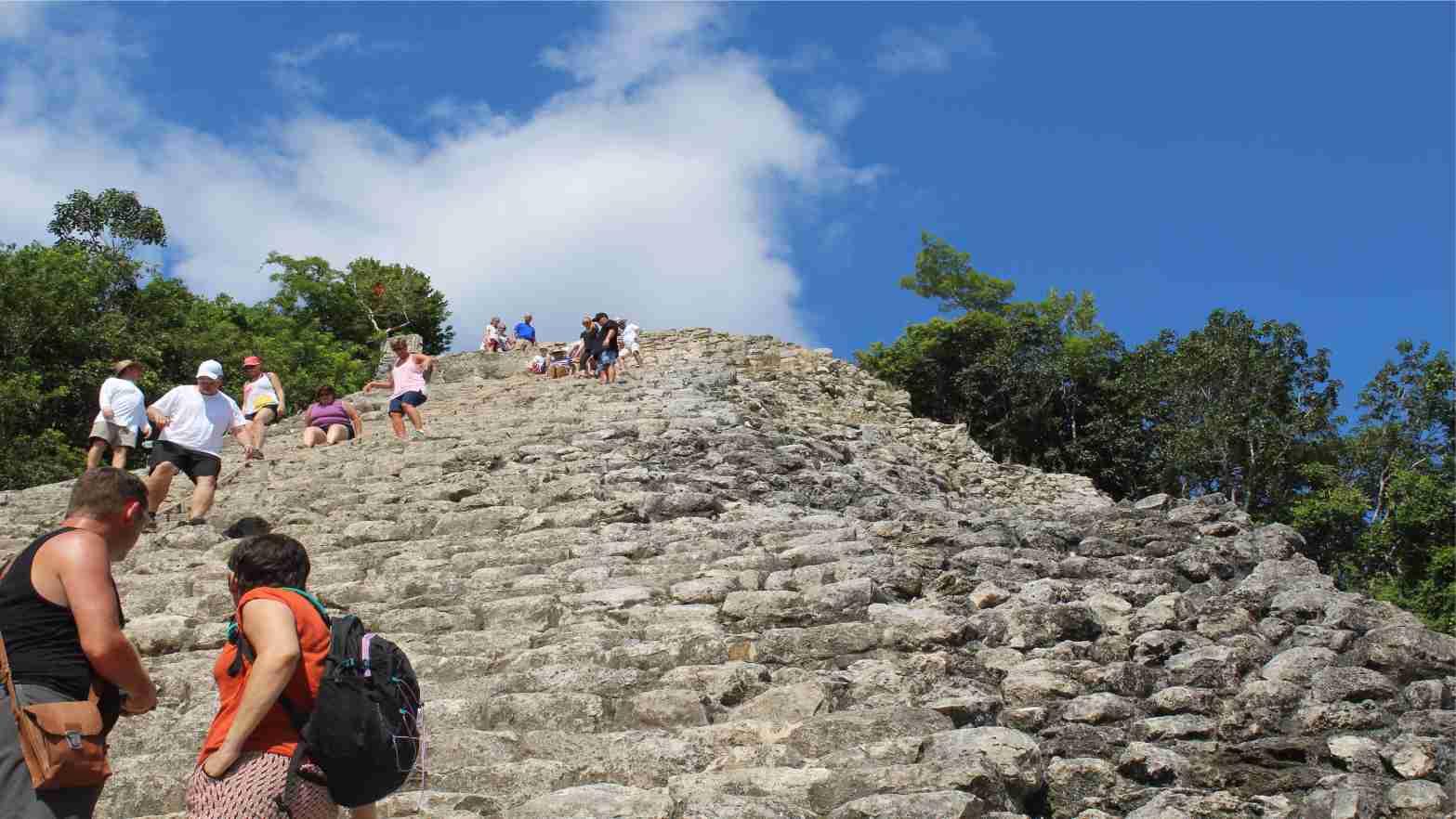 Tour Cobá,Cenote y Aldea Maya
