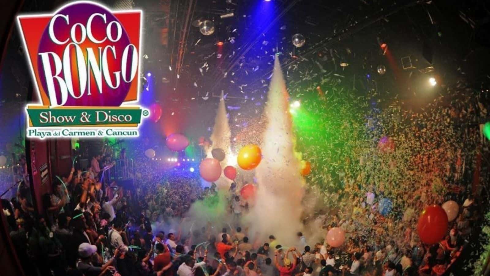 Discoteca Coco Bongo Show en Cancun