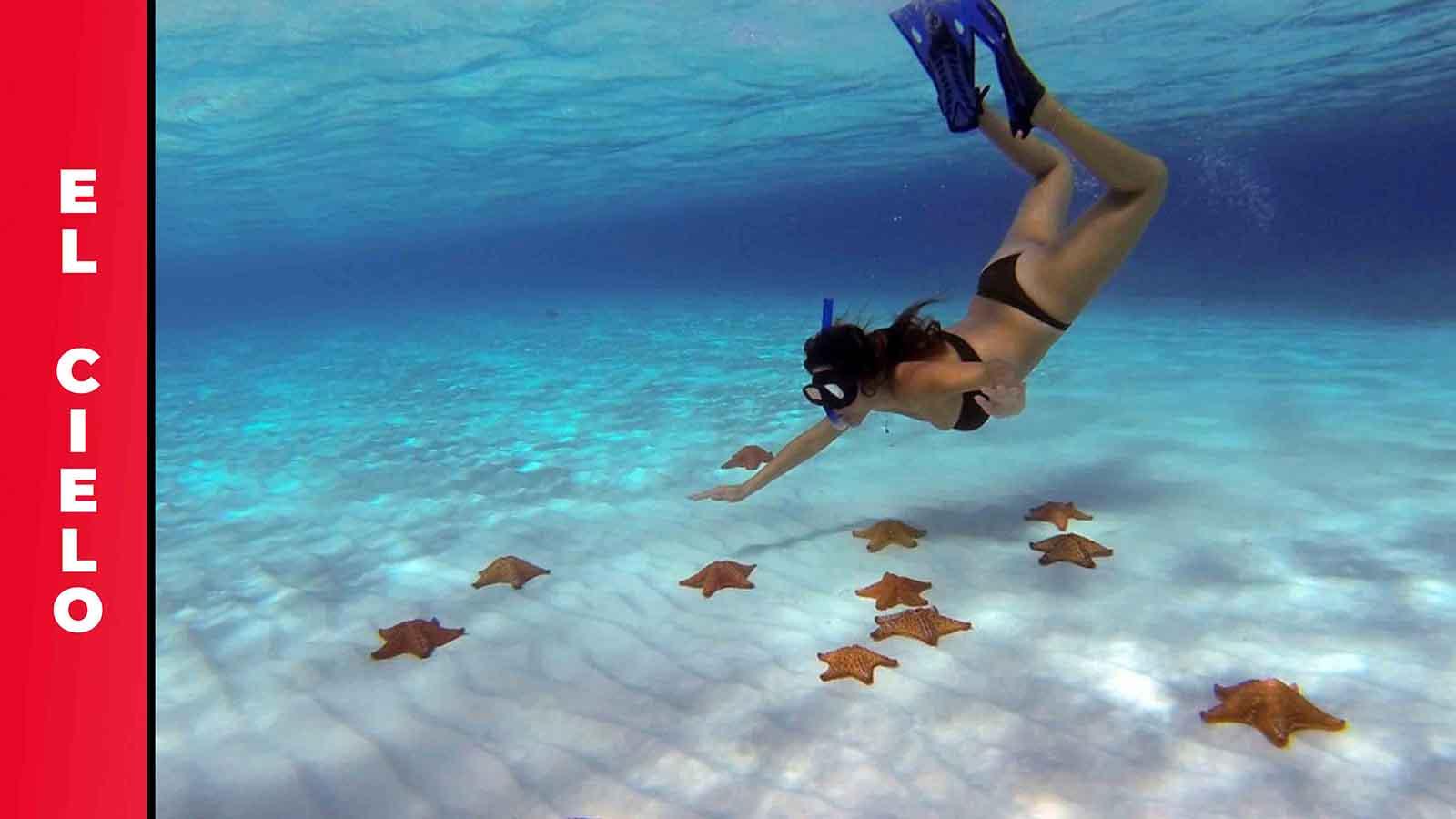 Isla Cozumel: Snorkel El Cielo&IN