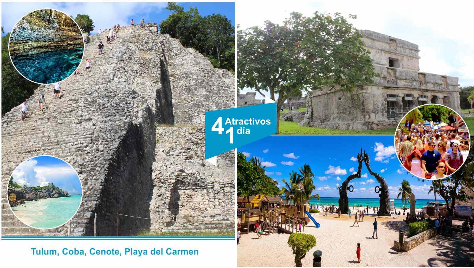 Tulum Express desde Cancún