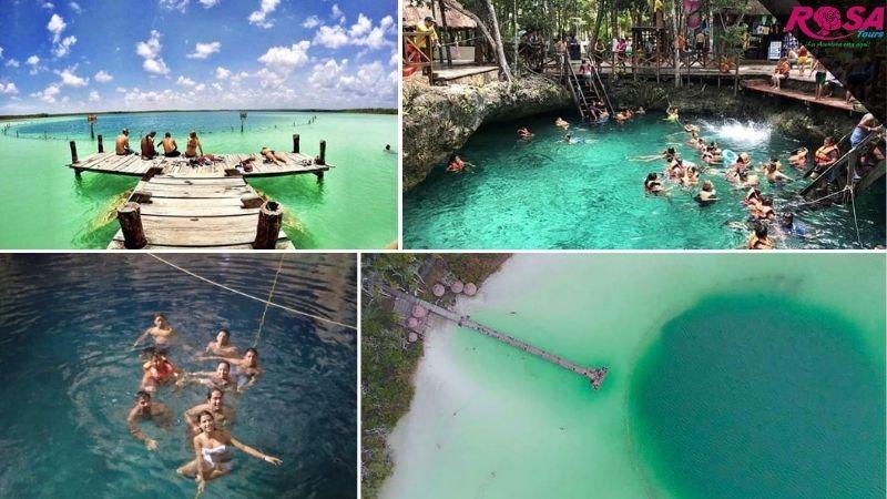 Tour Laguna Kaam Luum y Cenotes