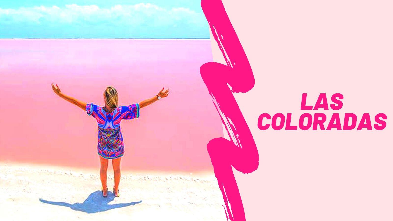Las Coloradas desde Playa del Carmen (Económico)&IN